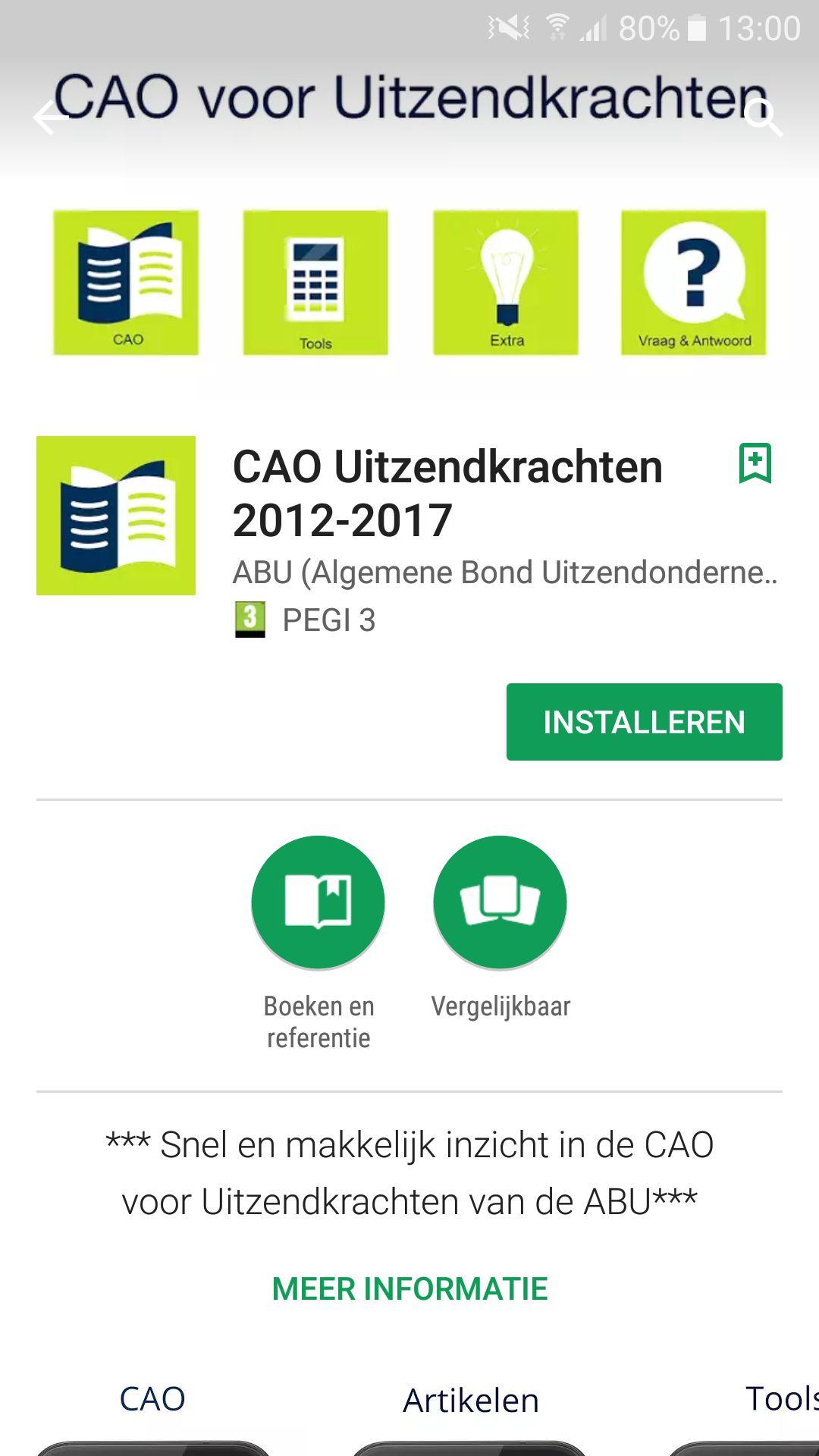 Dubbele daterende app
